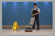 Stripping and Waxing of Resilient Floors