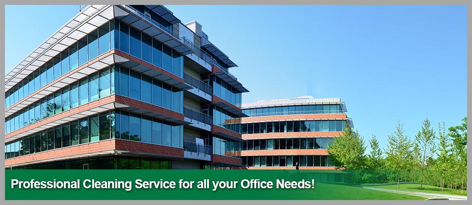 Professional Cleaning Services for all your Office Needs!